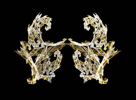 Abstract Orderism Fractal XIX by GStolyarovII