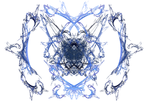 Abstract Orderism Fractal 27 by GStolyarovII