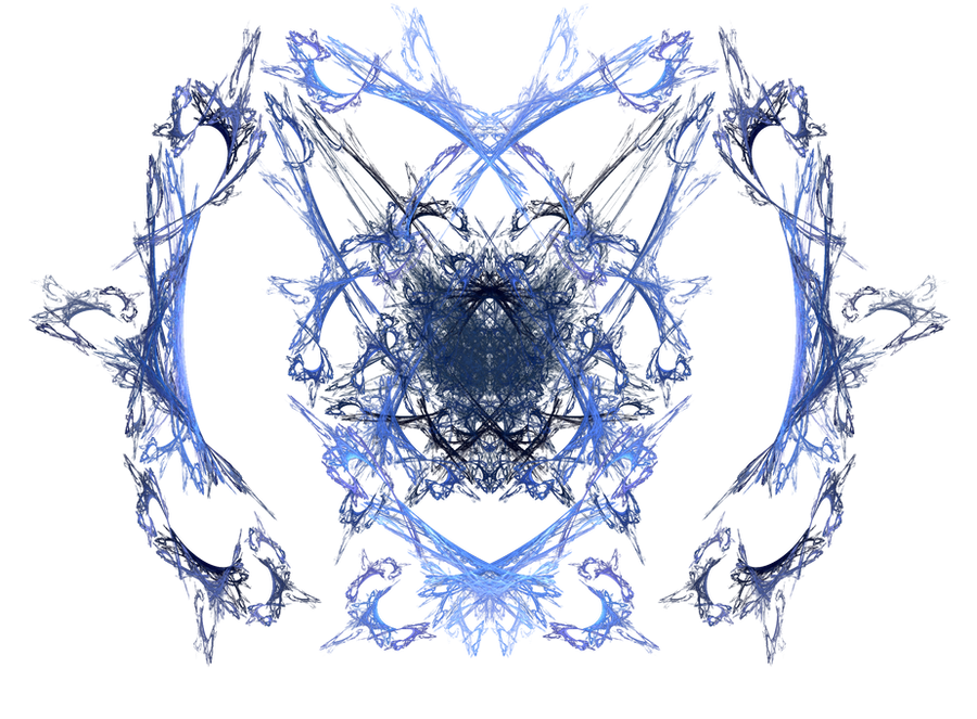 Abstract Orderism Fractal 27