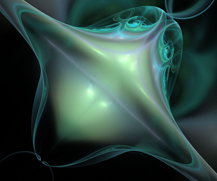 Abstract Orderism Fractal 28