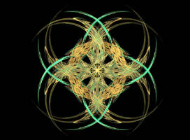 Abstract Orderism Fractal 30 by GStolyarovII