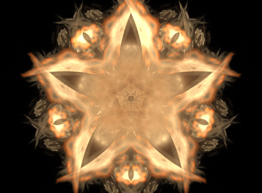 Abstract Orderism Fractal 40 by GStolyarovII