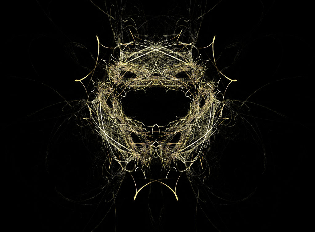 Abstract Orderism Fractal 56