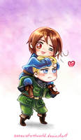 APH : Carry me.