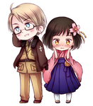 (commission) APH: Take my hand