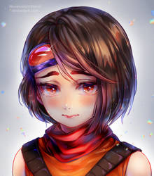 Vivien (commission) by NonexistentWorld