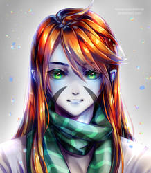 Lumi (commission) by NonexistentWorld