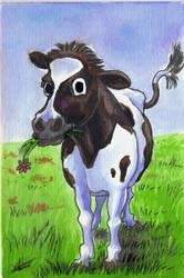 Prim'Holstein (Colorex, test 2) by ByChamallow
