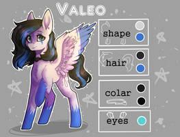 Valeo Pony Ref. 0.3 by xValeox