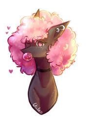 Pinkie Gum by xValeox
