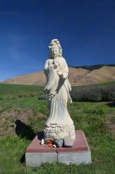 Merciful Goddess by SilkRoses