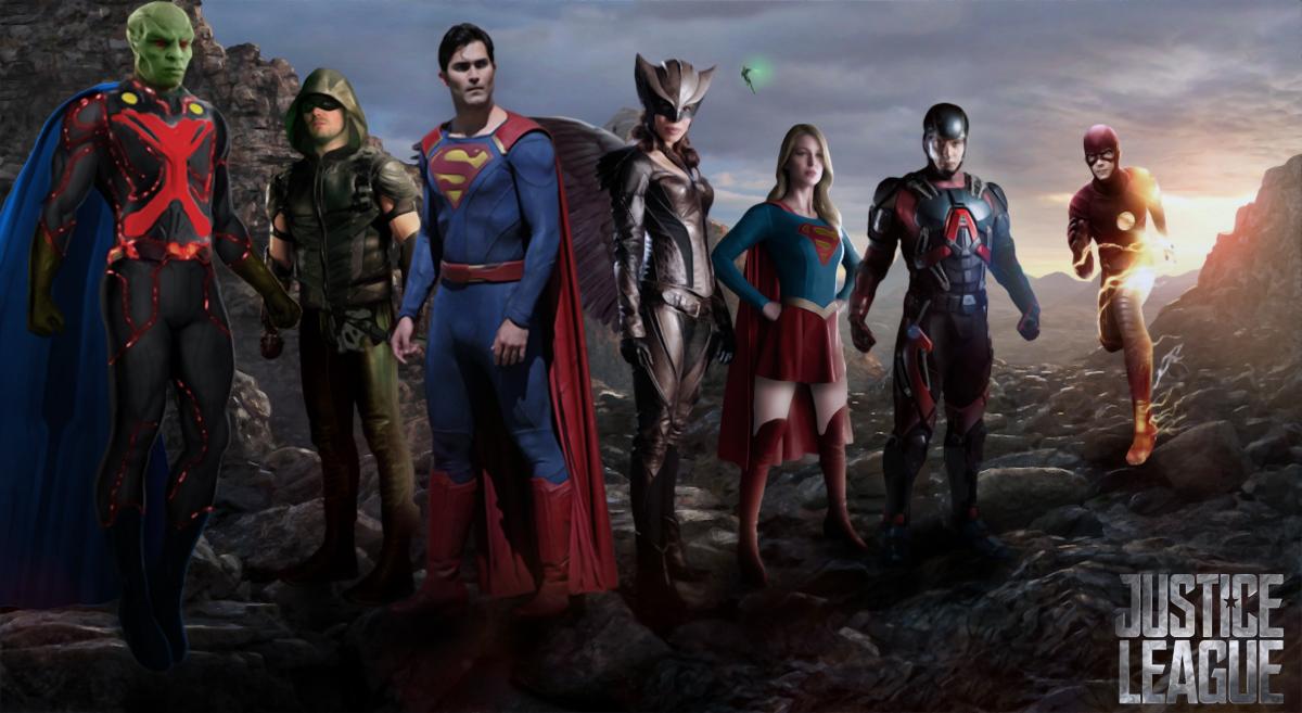 cw justice league - photo #9