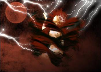 Crimson Angel... by Villenueve