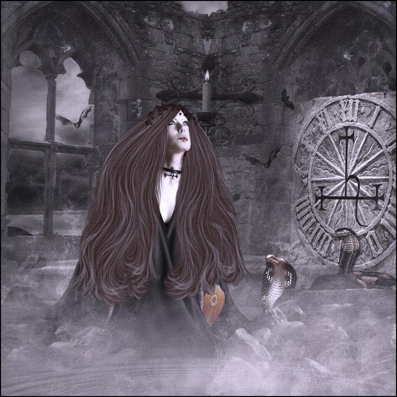 Lilith- The Dark Goddess... by Villenueve