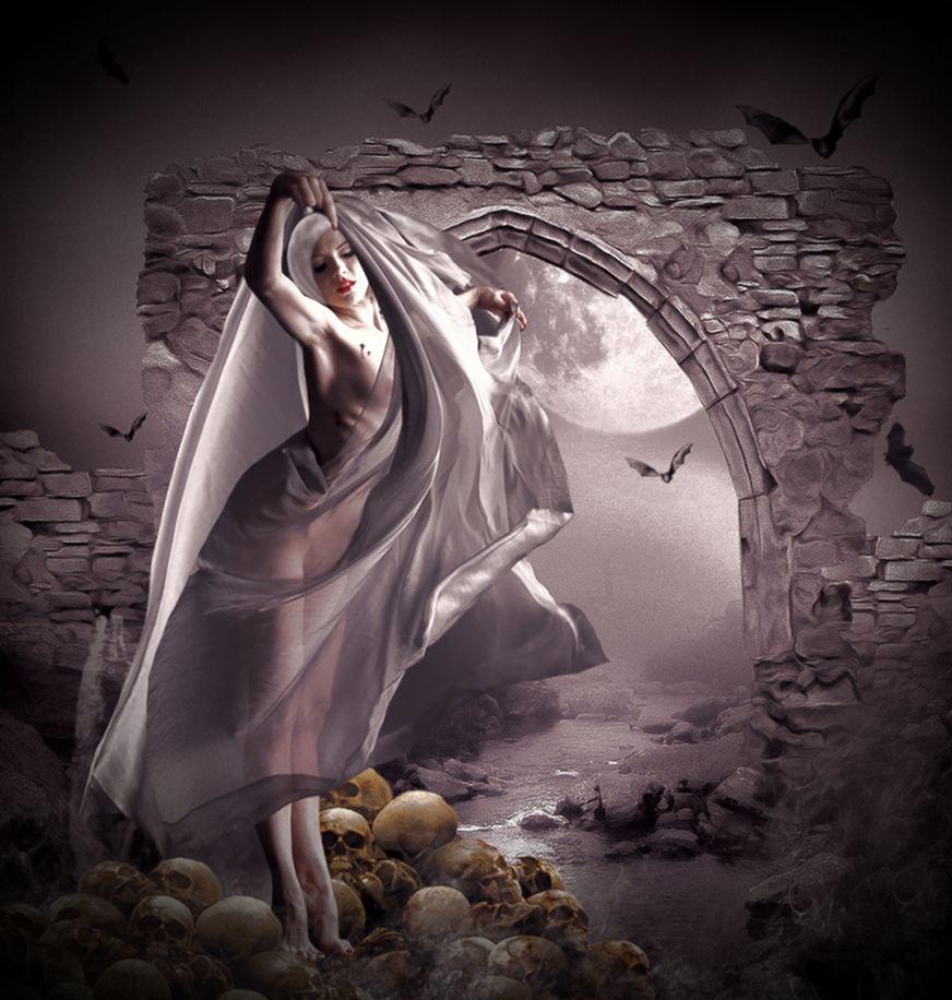 Enshrouded... by Villenueve
