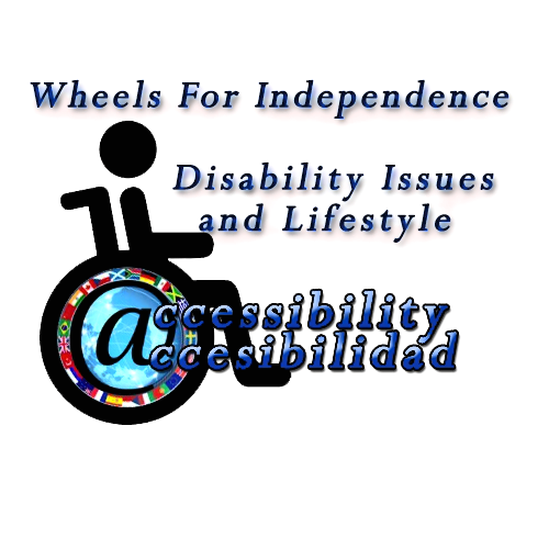 Wheels For Independence's new Logo... by Villenueve