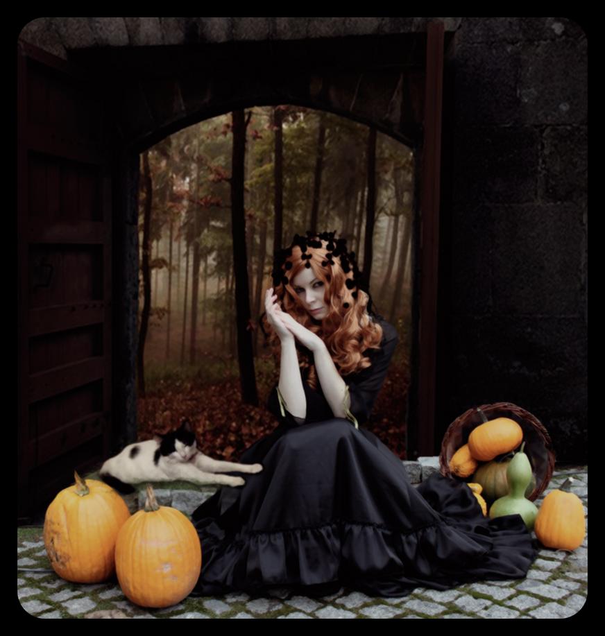 Autumn Gate... by Villenueve