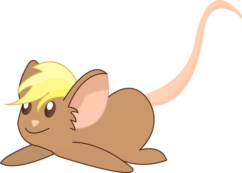 how to draw a transformice mouse