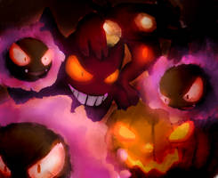 Halloween by kiwisco