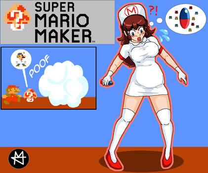 Mystery Mushroom - Dr. Mario (Dr. Mario TG)
