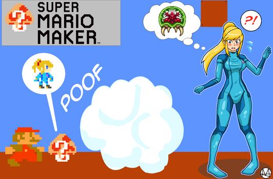 Mystery Mushroom - Zero Suit Samus (TG)