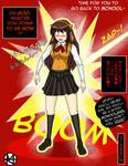 The Devil Goes Back to School (Schoolgirl TG)