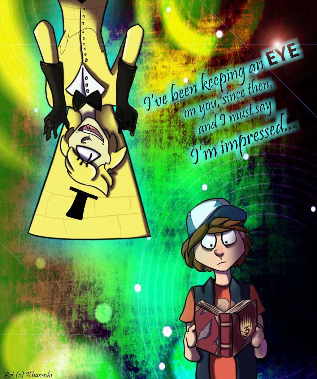   Gravity Falls Fanart   Impressed by Khanashi on DeviantArt
