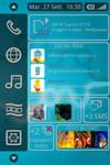 Mockup: MeeGo handset