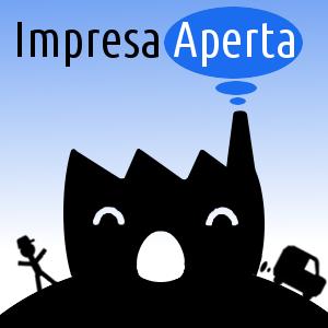 Logo ImpresaAperta by LinuxBird