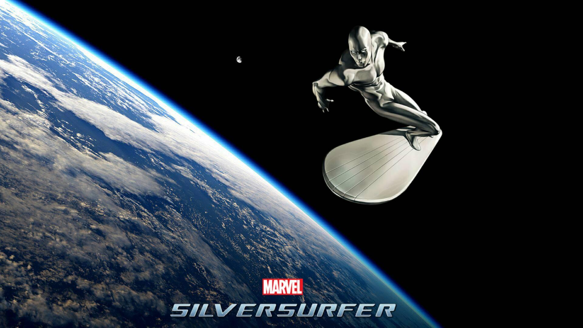 Silver Surfer Wallpaper 98990