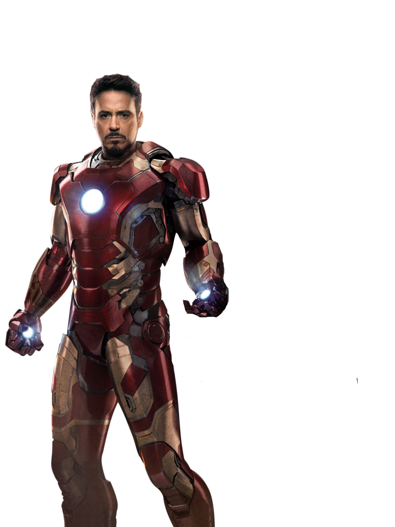 Iron Man - Transparent by Asthonx1 on DeviantArt