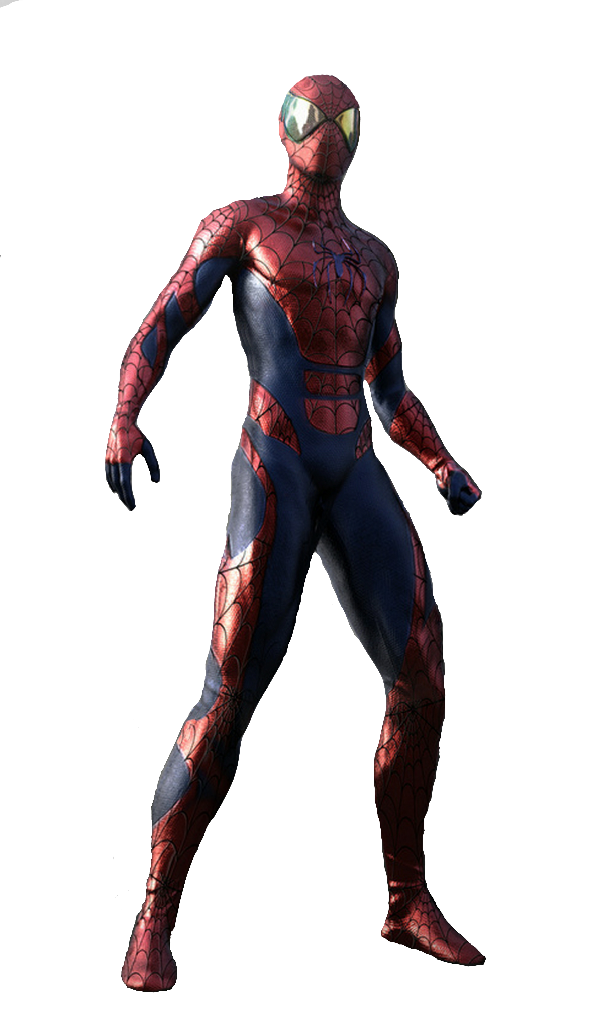 3d spider man transparent - photo #20