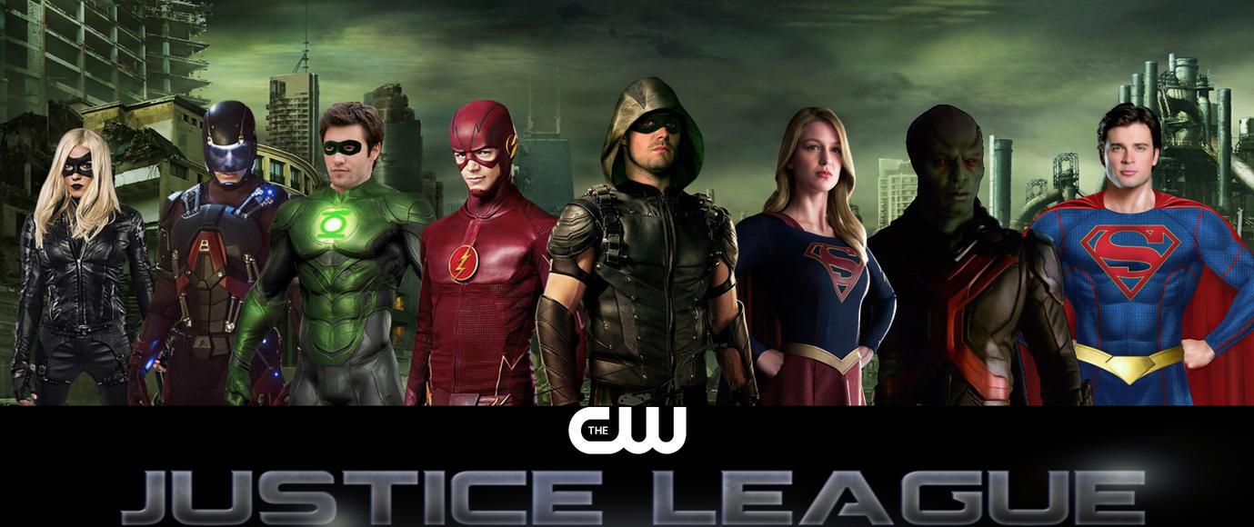 cw justice league -#main