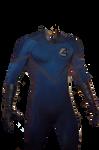 Human Torch (Suit) - Transparent