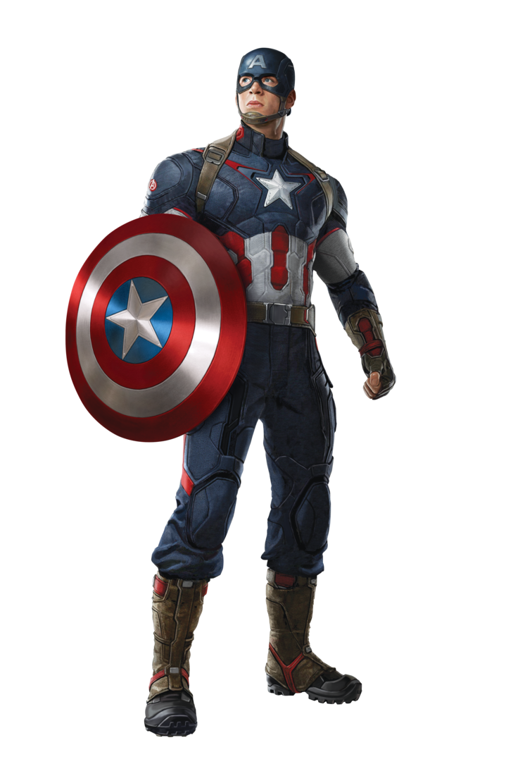 Captain America Transparent By Asthonx1 On Deviantart