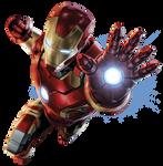 Iron Man - Transparent
