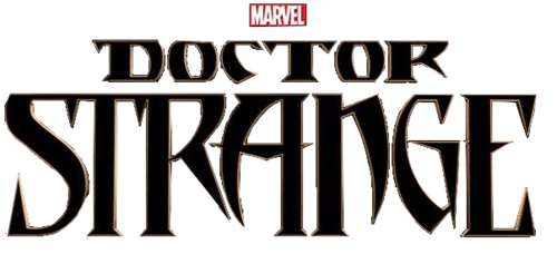 Doctor Strange Title Transparent By Asthonx1 On Deviantart