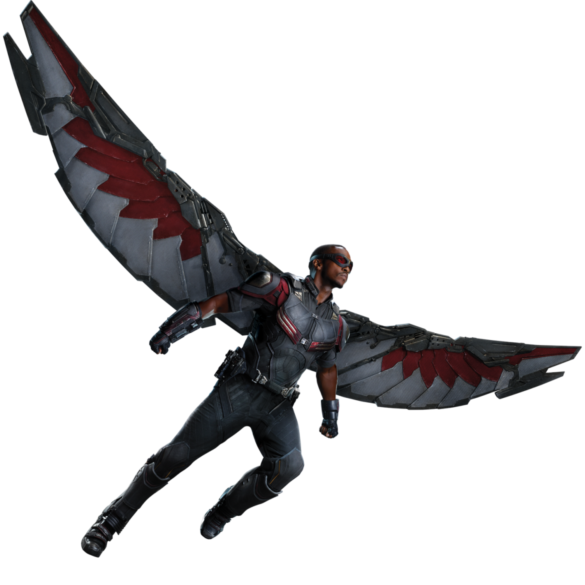 Great Wallpaper Marvel Falcon - falcon___transparent_by_asthonx1-d9y43tk  HD_6474100.png