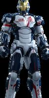 Iron Legion Drone - Transparent
