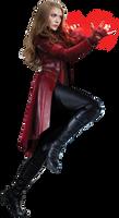 Scarlet Witch - Transparent