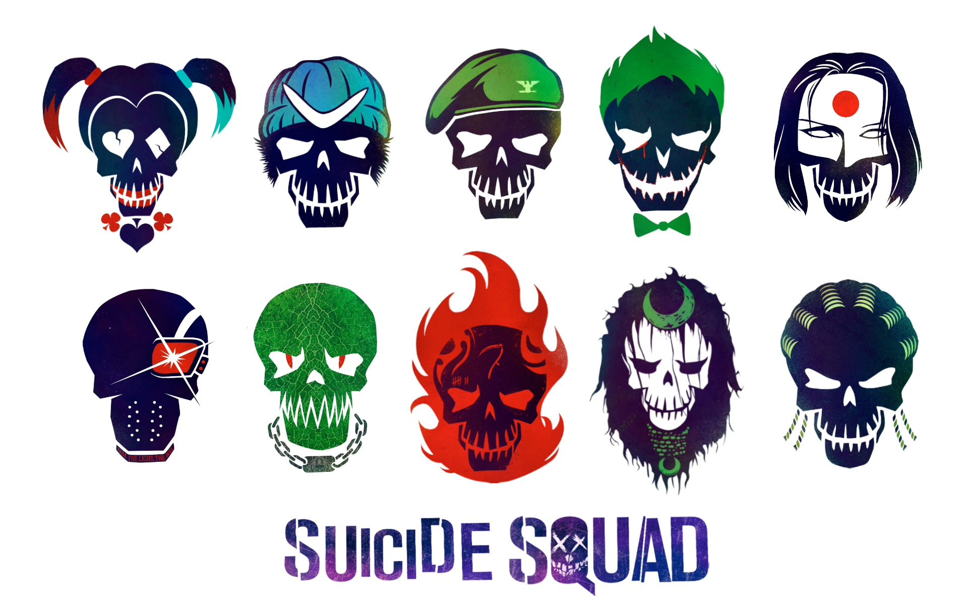 Suicide Squad Transparent By Asthonx1 On Deviantart