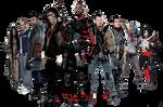 Suicide Squad - Transparent