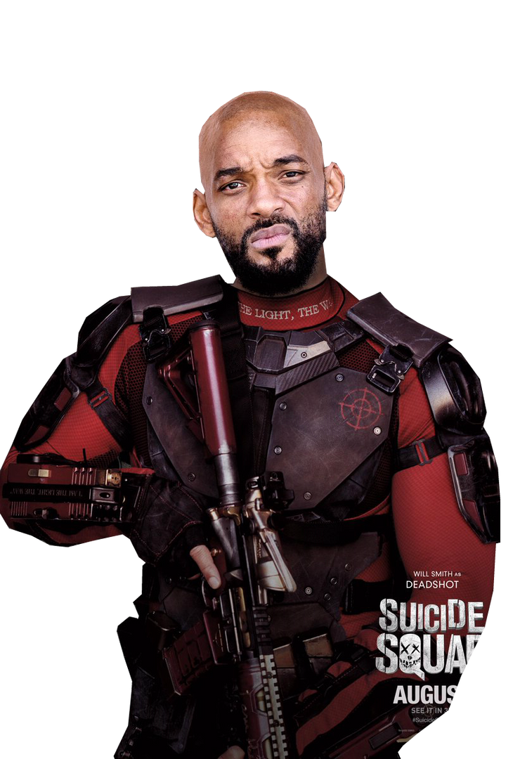 Deadshot - Transparent...