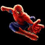 Spider-Man - Transparent