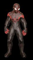 Ultimate Spider-Man - Transparent