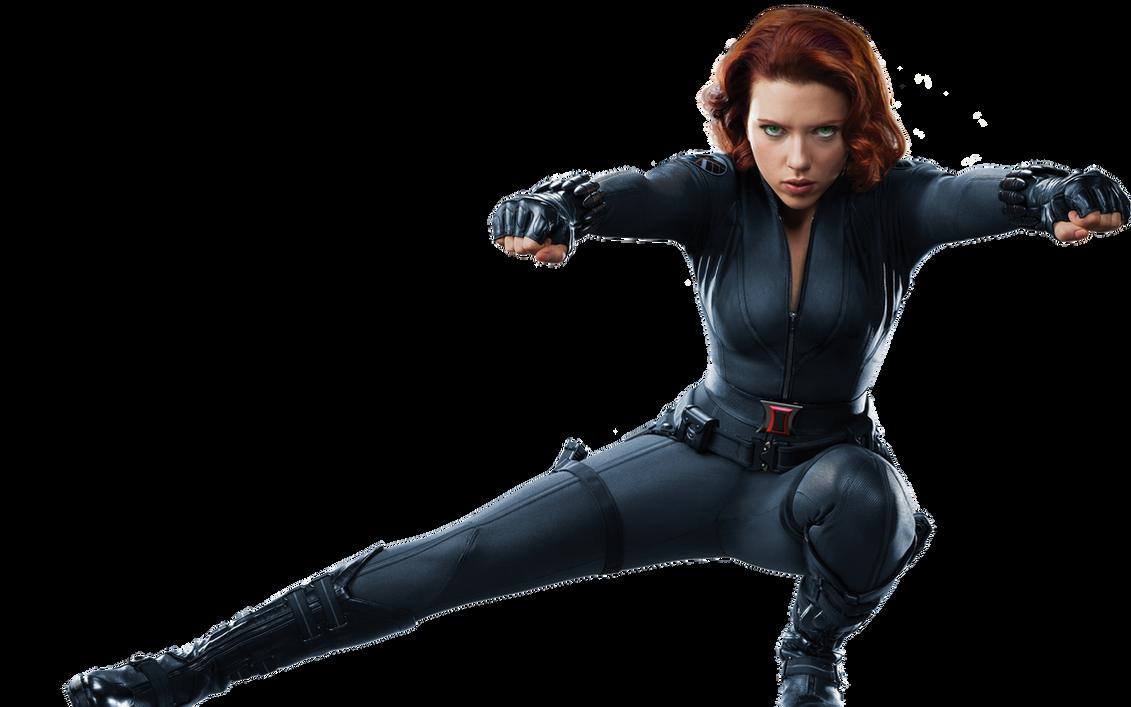 Black Widow - Transparent by Asthonx1 on DeviantArt