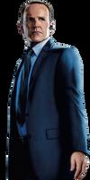 Agent Coulson - Transparent