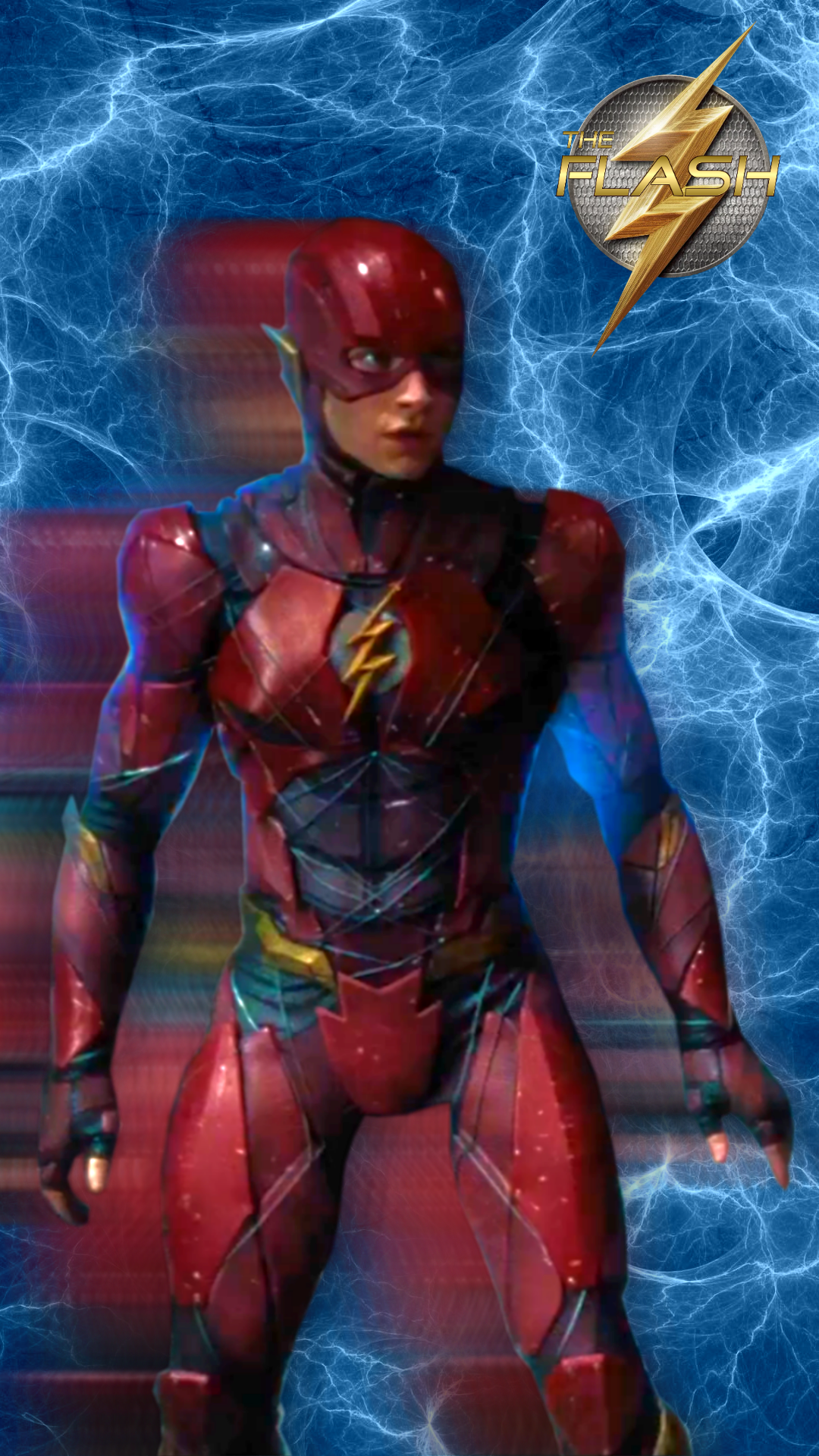 The Flash Wallpaper By Asthonx1