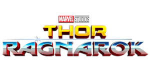 Thor Ragnarok - Title Transparent by Asthonx1