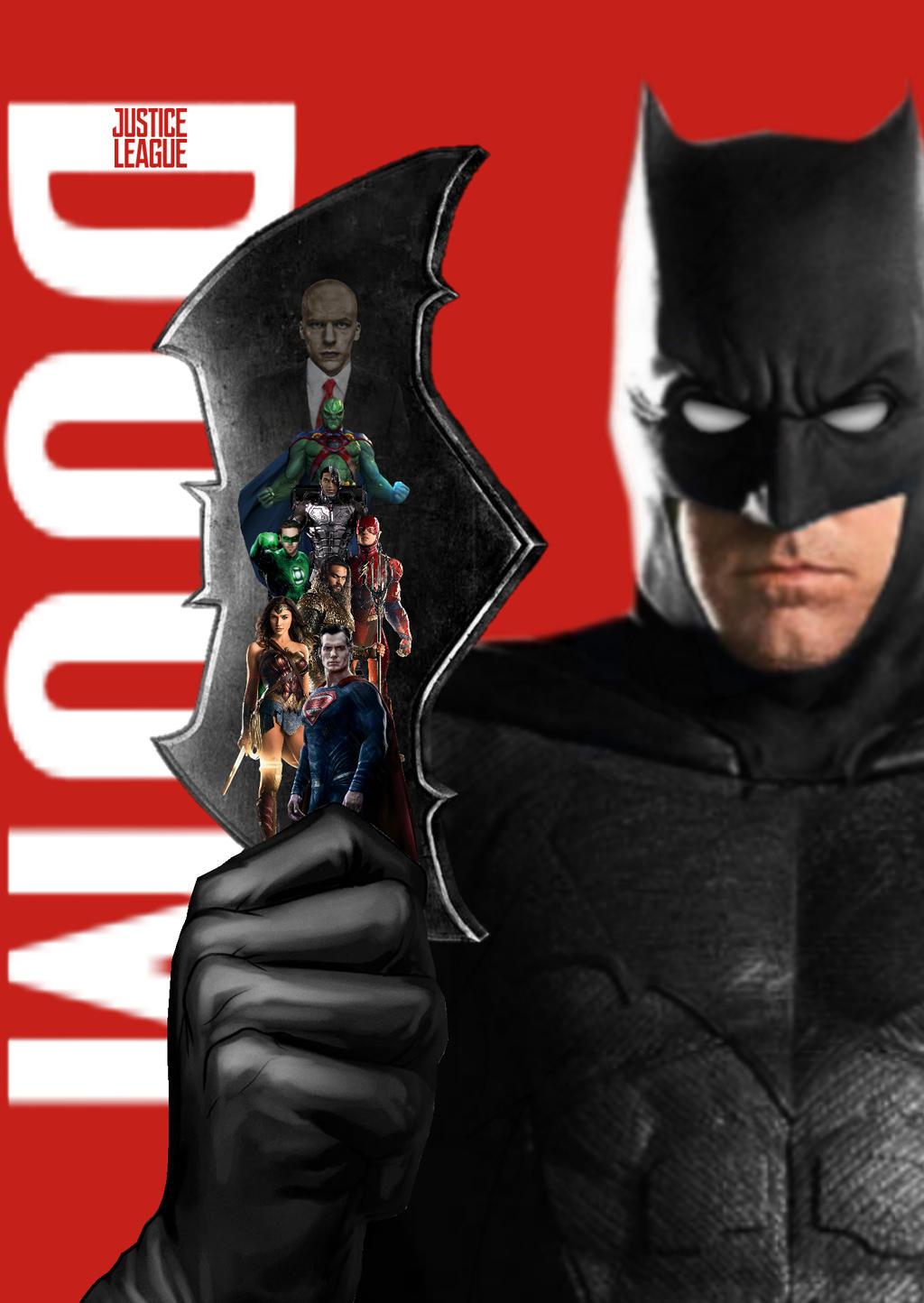 Justice League Doom By Asthonx1 On Deviantart